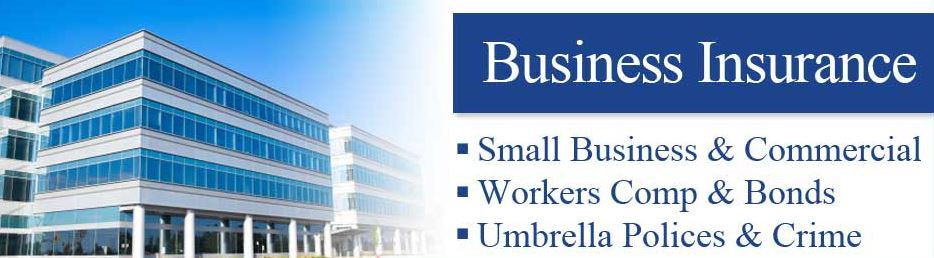 Busines Insurance coverage with GL Insurance Policy.